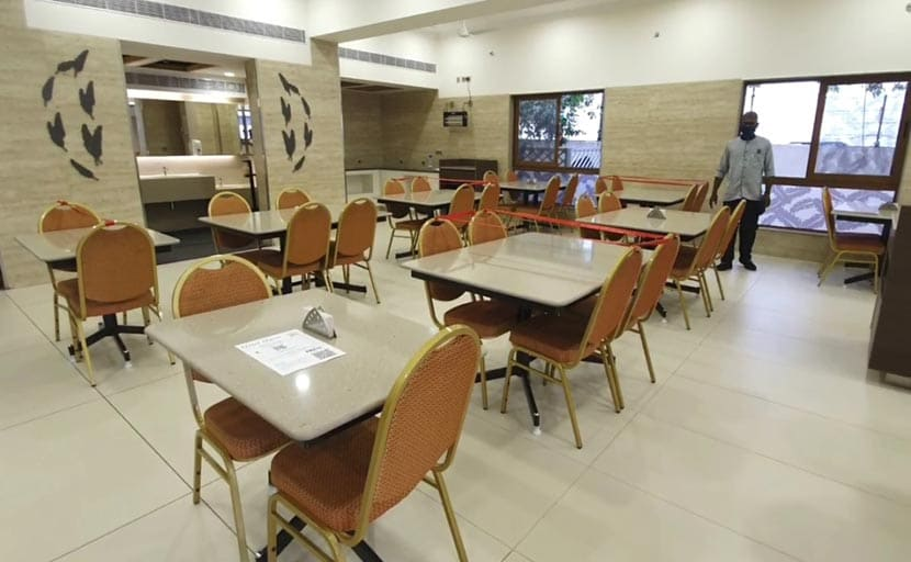 Mumbai Restaurants To Reopen At Limited Capacity After Six Months