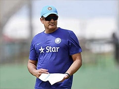 Anil Kumble Says Playing Around With Pitch Could Be Substitute For Saliva Use