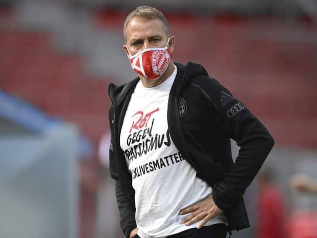 """Seal The Deal"": Hansi Flick Urges Bayern Munich To Secure Bundesliga Title"