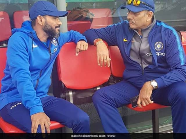 India Fielding Coach R Sridhar Reveals Four-Phased Training Module For Players After Coronavirus Break