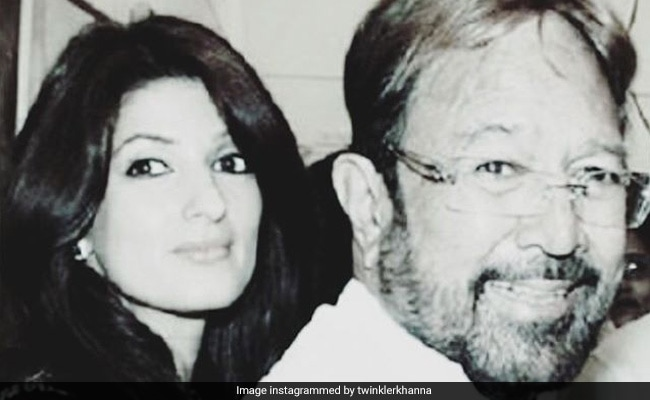 Ahead Of Father's Day, Twinkle's Tribute To Dad Rajesh Khanna: 'The Only Man Who Had The Power To Break My Heart'