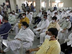 19 Gujarat Congress MLAs Moved To Rajasthan Resort After 3 Resign