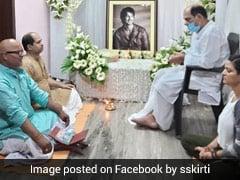 सुशांत सिंह राजपूत की बहन ने भाई को दी अंतिम विदाई, बोलीं- उम्मीद है कि जहां भी हो हमेशा खुश रहोगे...