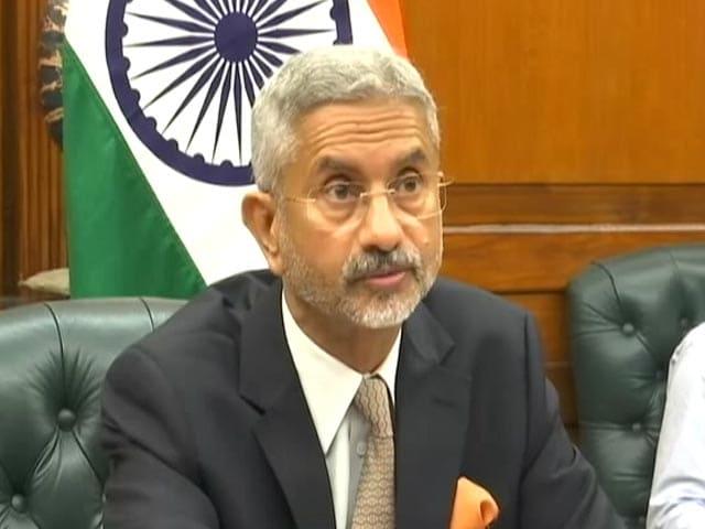 भारत को 'अतीत के तीन बोझ' के कारण विदेश नीति में प्रभाव हासिल करने के लिए संघर्ष करना पड़ा : एस जयशंकर