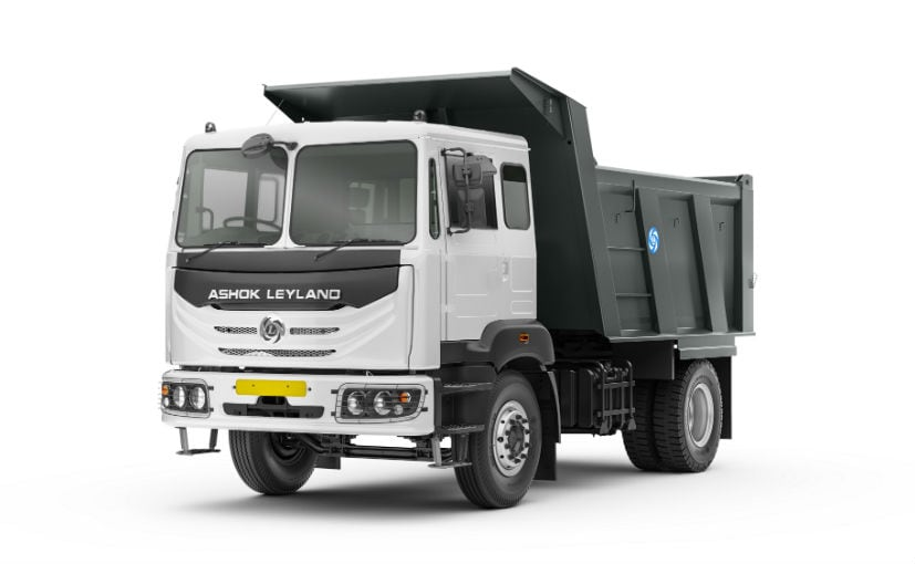 Ashok Leyland's domestic sales for last month remained almost stagnant at 7847 units
