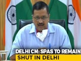 Video : Barber Shops, Salons, All Shops Can Open In Delhi
