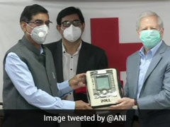 US Hands Over First Batch Of 100 Ventilators To India To Fight COVID-19