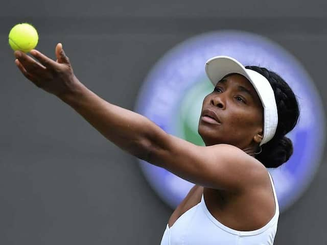 Not Fade Away: Venus Williams Still Dreaming At 40
