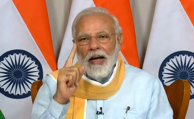 Highlights: Self-Reliance Is Turning Point, PM To Indian Chamber Of Commerce