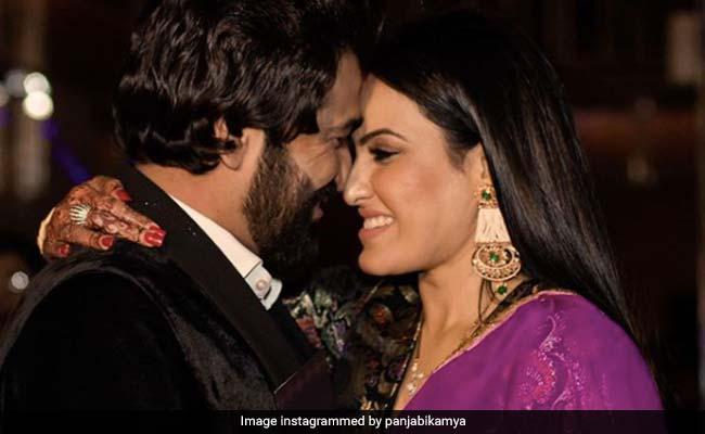 Television Actress Kamya Panjabi, Who Is Missing Her Husband Shalabh Dang, Shares This Adorable Post