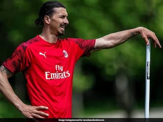 Zlatan Ibrahimovic Return On Hold As AC Milan Head For Lecce