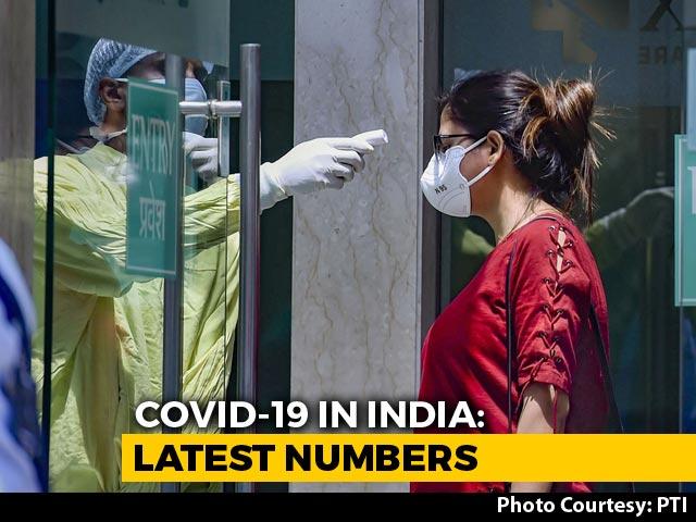 Video : 8,392 Coronavirus Cases In India In 24 Hours, Biggest Jump So Far