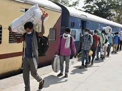 No New Demand For Shramik Special Trains From Any State, Says Railways
