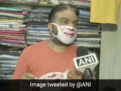 Masks, With Narendra Modi's Face, Doing Brisk Business In Bhopal
