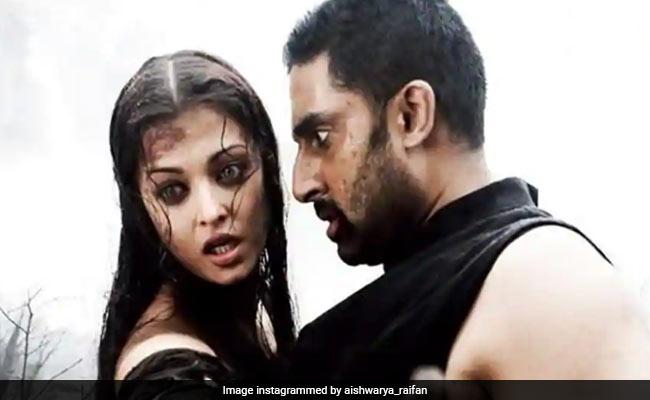 Aishwarya Rai Bachchan Was An 'Absolute Trooper' During Raavan Shoot, Says Husband Abhishek Bachchan
