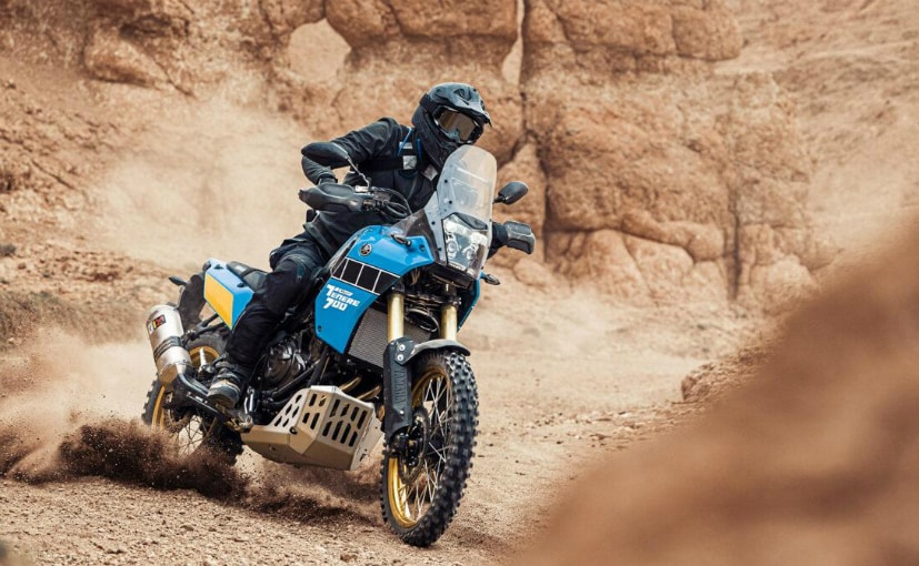 Yamaha Tenere 700 Rally Edition Announced For Europe