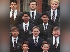 Can You Spot Aryan Khan In This Throwback Pic From His School Days?