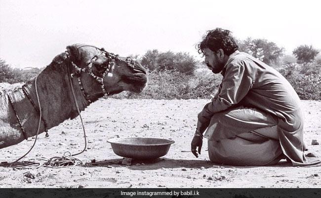 Irrfan Khan's Son Babil Writes About His Father's 'Strange Understanding Of Rain'