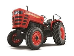 Mahindra Tractor Sales Up By 17 Per Cent In September 2020