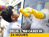 Video : Delhi Crosses 70,000 COVID-19 Cases With 3,788 New Patients In 24 Hours