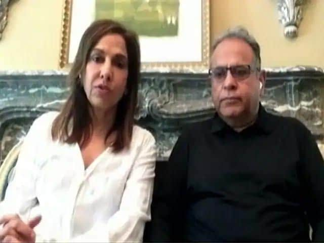 Video : Harit And Reena Talwar From American India Foundation Talk About #RebuildingLives Initiative