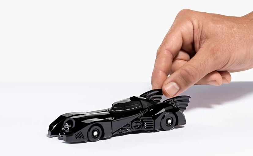 This Swarovski Crystal Batmobile Is For The Die-Hard Batman Fan
