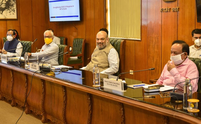 Amit Shah Meeting Sets Delhi Covid Plan: Every Death Has To Be Reported