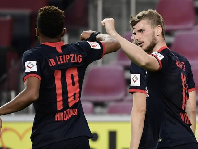 "Bundesliga: Timo Werners RB Leipzig ""Back On Course"" For Champions League With Cologne Win"