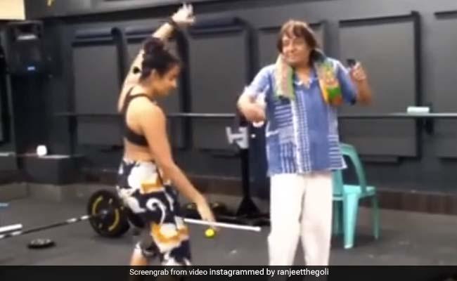 रंजीत ने बेटी के साथ 'महबूबा' गाने पर किया धमाकेदार डांस, Video देख बॉलीवुड कलाकारों ने भी की तारीफ