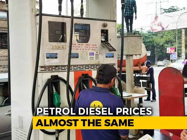 Video: Petrol, Diesel Prices Hiked For 16th Straight Day