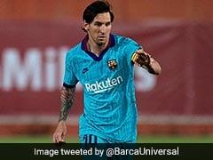 मैदान पर वापस लौटे मेस्सी ने बदले लुक के साथ किया कमाल, बार्सिलोना की वापसी पर शानदार जीत