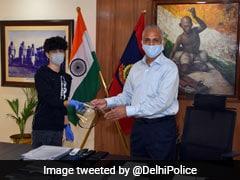 Delhi Class 10 Student Makes Face Shields For Cops Using 3D Printer