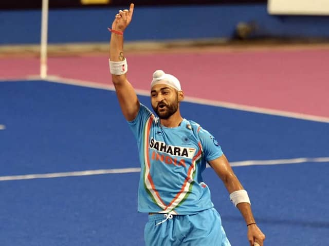 "Sandeep Singh Was My ""Biggest Inspiration"": Mandeep Mor"