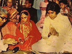 On 47th Anniversary, Amitabh Bachchan Reveals The London Factor In Wedding To Jaya