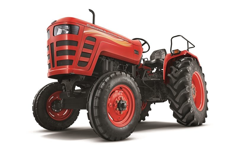 Mahindra has recorded an overall growth of 17 per cent in tractor sales last month