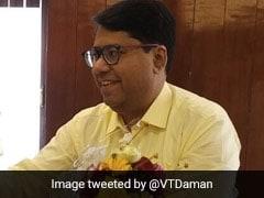 विक्रम देव दत्त दिल्ली सरकार के स्वास्थ्य और परिवार कल्याण विभाग के नए प्रमुख सचिव नियुक्त