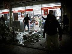 जर्मनी के इस शहर में सैंकड़ों लोगों ने मचाया उत्पात,  तोड़फोड़ कर दुकानों में की लूटपाट