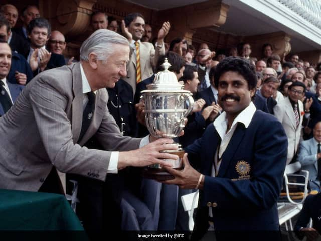 1983 World Cup: 37 Years Ago, Kapil Dev Led India To Maiden World Cup Title Win