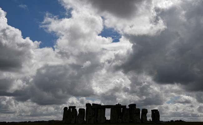 Archaeologists Discover Giant Circle Of Shafts Near Stonehenge In UK