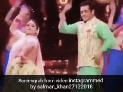सलमान खान ने 'प्रेम रतन धन पायो' पर कॉमेडियन भारती सिंह संग किया डांस, देखें वायरल Video