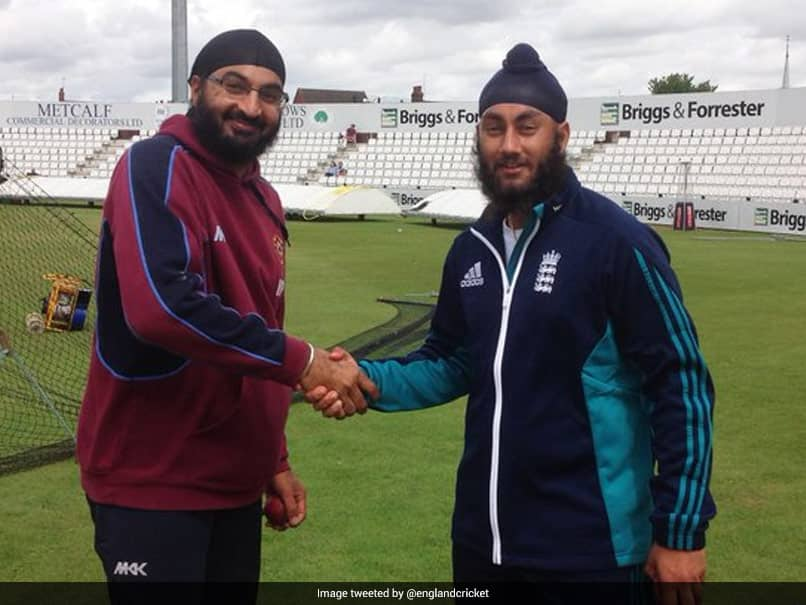 Amar Virdi Hopes To Follow Monty Panesar Into England Team