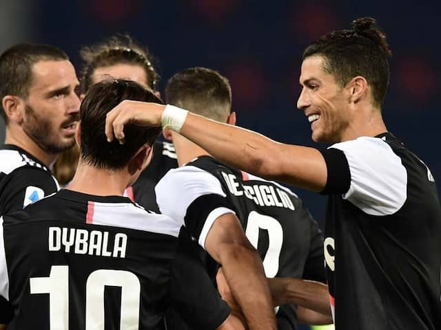 Cristiano Ronaldo, Paulo Dybala Get Juventus Back Winning On Serie A Return