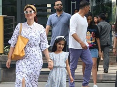 """Twinkle Khanna Has A """"Confession"""" To Make To Her Daughter Nitara. Read Her Post"""