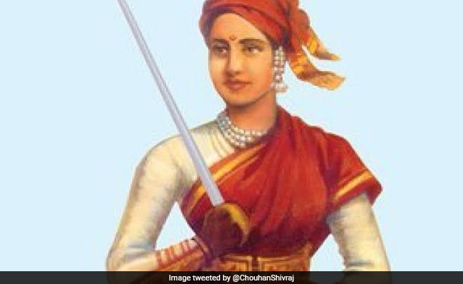Rani Lakshmibai, Embodiment Of Courage, Remembered On Death Anniversary