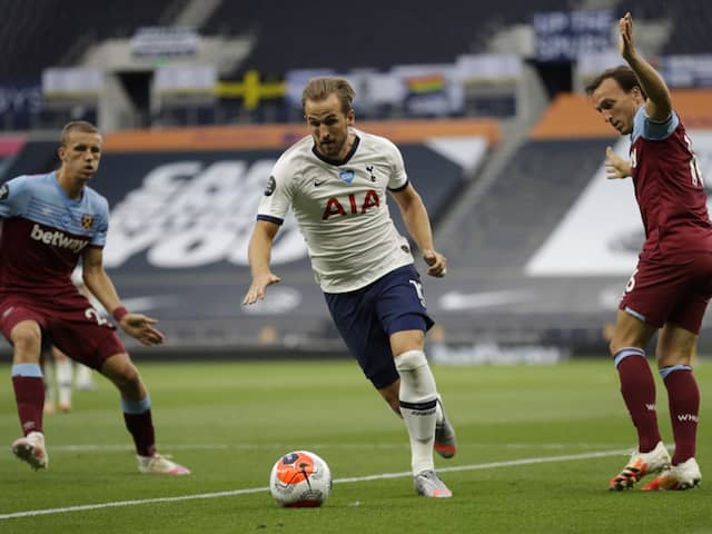 """""""Fitter Than Ever"""" Harry Kane Strikes To Keep Tottenham In Champions League Chase"""