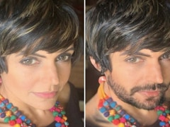 """Here's Why Mandira Bedi Thinks She """"Might Make A Better Looking Man"""""""