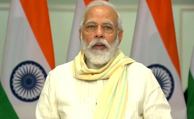 PM To Hold Meet With Chief Ministers Of 7 States As Covid Cases Rise