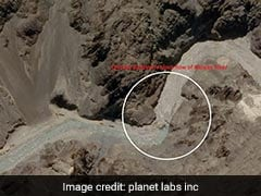 Chinese Bring In Bulldozers, Disturb Flow Of Galwan River: Satellite Pics