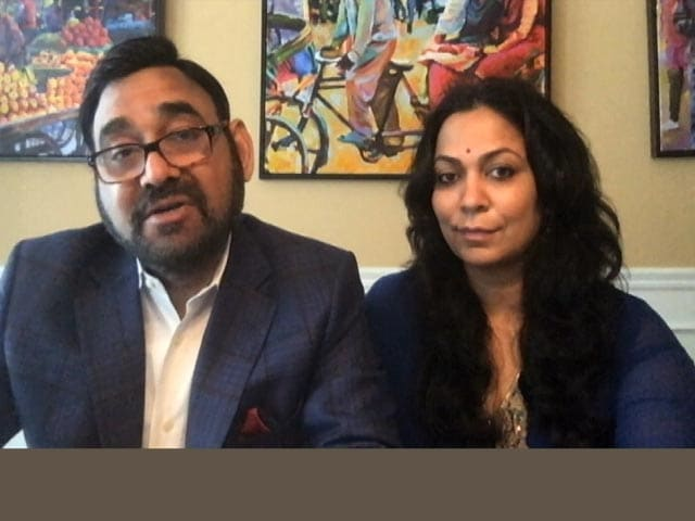 Video : Migrant Communities Are Integral Part Of Society: Philanthropists Vivek And Vandana Sharma