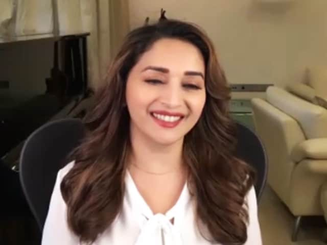 Video : Madhuri Dixit Nene: My Kids Like <i>Hum Aapke Hain Koun</i>
